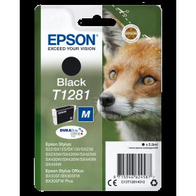 EPSON C13T12814021 CARTUCCIA NERO  VOLPE