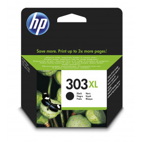 HP T6N04AE CARTCCIA NERO 303XL 12ML DA 600PAG