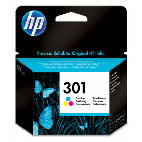 HP CH562EE CARTUCCIA COLORI 301