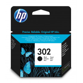 HP F6U66AE CARTUCCIA NERO N.302 165PAG