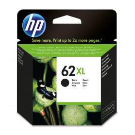 HP C2P05AE CARTUCCIA NERO 62XL 600PAG