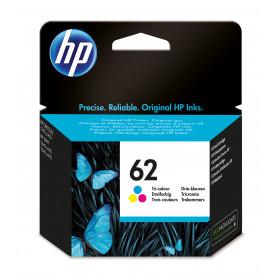 HP C2P06AE CART. 62 COLORI