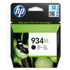 HP C2P23AE CARTUCCIA NERO 934XL 1000PAG.