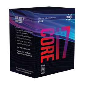 INTEL CORE I7-8700 3.20GHZ S.1151 12MB 65W CPU   VENT BX80684I78700