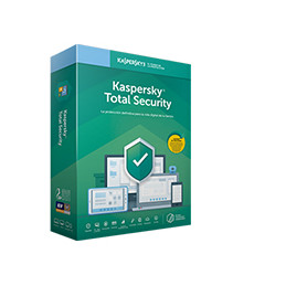 KASPERSKY TOTAL SECURITY 2019 2 UTENTI SPECIAL EDITION 1 ANNO SOFTWARE BOX