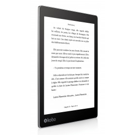 KOBO N709-KU-BK-K-EP AURA ONE NERO 7.8  E-INK 8GB EBOOK READER
