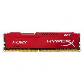 KINGSTON HX432C18FR2/8 DIMM 8GB DDR4 3200MHZ CL18 HYPERX FURY ROSSA NONECC