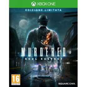 KOCH MEDIA MURDERED XBOXONE GIOCO