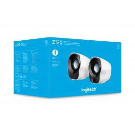 LOGITECH 980-000513 Z120 ALTOPARLANTI BIANCHI