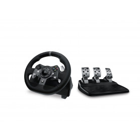 LOGITECH 941-000123 G920 DRIVING FORCE RACING WHEEL PC-XBOX