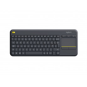 LOGITECH 920-007135 KEYBOARD K400 PLUS WIRELESS TOUCH KEYBOARD NERA