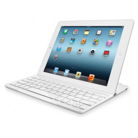 LOGITECH 920-005523 ULTRATHIN KEYBOARD COVER IPAD AIR BIANCA