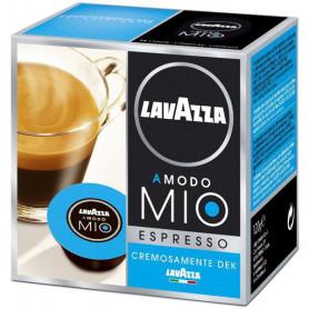 LAVAZZA 8603  CREMOSO DEK A MODO MIO CAPSULE CAFFE