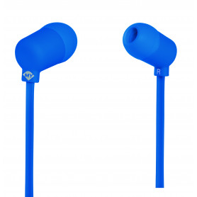 MELICONI SPEAK FLUO BLU cuffia stereo c/microfono