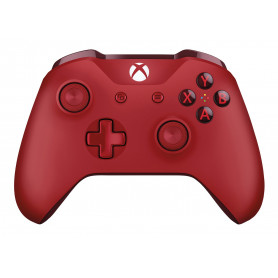MICROSOFT XONE Controller Wireless Red Bluetooth
