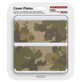 NINTENDO 3DS COVER DECORATIVA 017 MILITARE 2213266