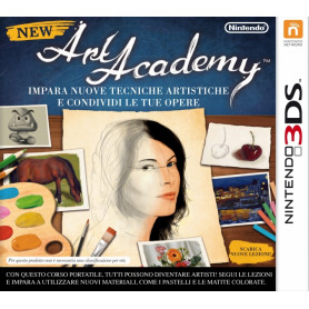 NINTENDO 3DS NEW ART ACADEMY 3DS GIOCO