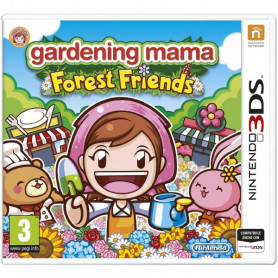 NINTENDO 3DS GARDENING MAMA FOREST FRIENDS GIOCO