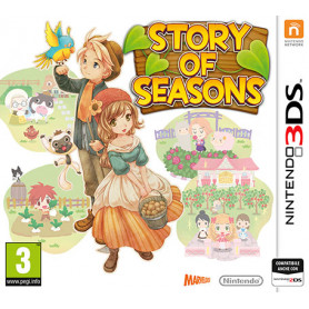 NINTENDO 3DS STORY OF SEASONS GIOCO