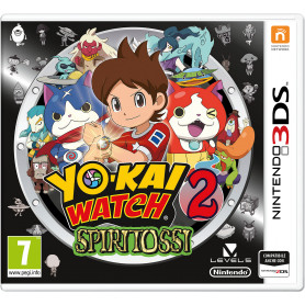 NINTENDO 3DS YO-KAI WATCH 2 SPIRITOSSI SPEC. ED.