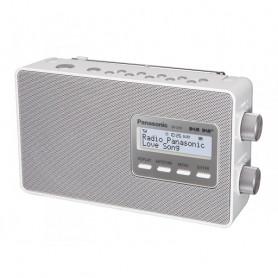 PANASONIC RFD-D10EG-W RADIO PORTATILE BIANCO