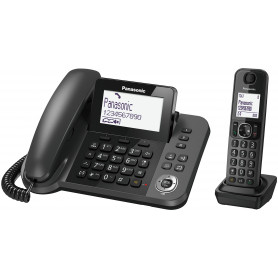 PANASONIC KX-TGF310 2 IN 1 CORDLESS