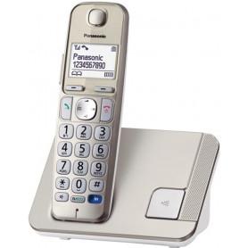 PANASONIC KX-TGE210JTN O.S. METAL TELEFONO CORDLESS
