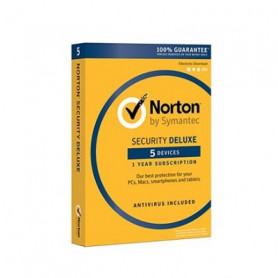 NORTON SECURITY DELUXE 5 DISPOSITIVI