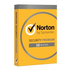 NORTON SECURITY PREMIUM 10 DISPOSITIVI CON BACKUP 25GB