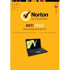 NORTON ANTIVIRUS BASIC 1.0 1UTENTE 1DEVICE 1ANNO