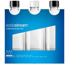 SODASTREAM 2260525 KIT 3 BOTTIGLIA PLASTICA