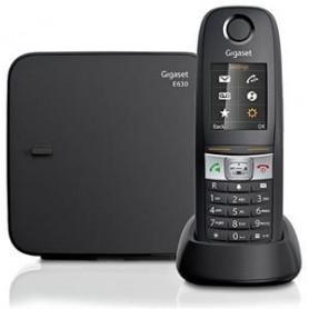 GIGASET E630 BLACK TELEFONO CORDLESS