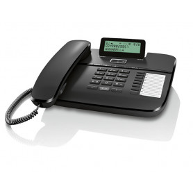 GIGASET DA710 BLACK TELEFONO