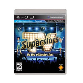 SONYTV SUPERSTAR FACCE DA REALITY PS3 GIOCO