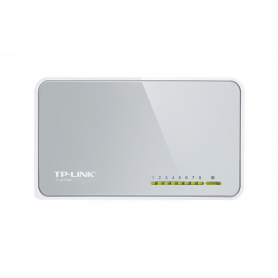 TP-LINK TL-SF1008D SWITCH ETHERNET 8PORTE 10/100