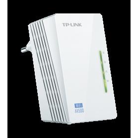 TP-LINK TL-WPA4220 POWERLINE 500MBPS WIFI EXTENDER  2P LAN