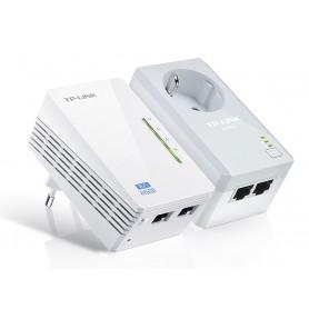TP-LINK TL-WPA4226KIT STARTER KIT 1x WIFI300MBPS  2ETH. 1x 2ETHERNET PRESA PASSANTE
