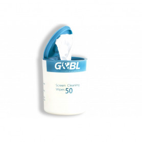 G BL 46203 - Salviettine pulizia schermi 50pezzi