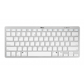 TRUST 22246 NADO WIRELESS KEYBOARD SLIM PC MAC BLUETOOTH ITA