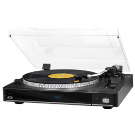 TREVI GIRADISCHI TT 1075 E HI FI STEREO CON ENCODING MP3 USB SD