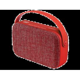 TREVI XR 85 BT ROSSO RADIO ALTOPARLANTE MP3 PLAYER BLUETOOTH
