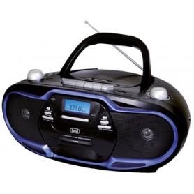 TREVI CMP574 USB BLU CD MP3 USB RADIO REGISTRATORE