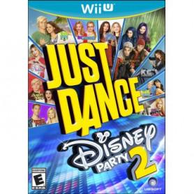 UBISOFT JUST DANCE DISNEY PARTY 2 WIIU