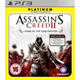 ASSASSIN S 2 GOTY ESSENTIALS PS3 GIOCO