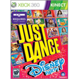 UBISOFT UST DANCE DISNEY PARTY X360 GIOCO