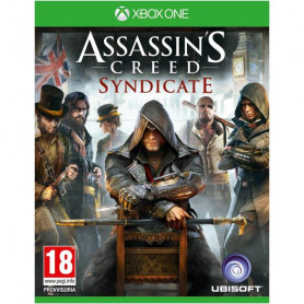UBISOFT ASSASSIN S CREED SYNDICATE SPECIALE EDITION XBOX ONE