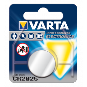 VARTA CR 2025  Litio  6025101401