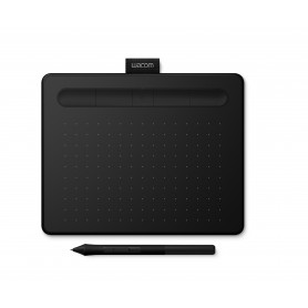 WACOM CTL-4100WLK-S INTUOS SMALL BLUETOOTH BLACK TAVOLETTA PENNA 4000 LIV.PRESS.   2 SW