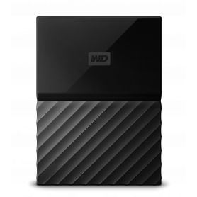 W.D. WDBYNN0010BBK MY PASSPORT 1TB 2.5    USB3.0 NERO