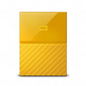 W.D. WDBYNN0010BYL MY PASSPORT 1TB GIALLO USB3.0 HARD DISK 2.5
